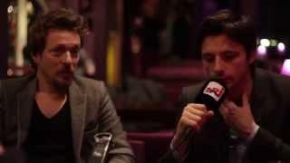 Interview Raphaël Personnaz et Fréderic Tellier pour L'AFFAIRE SK1 - Radio Arc-en-Ciel