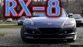 Regular Car Reviews: 2006 Mazda RX-8