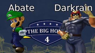 The Big House 4 - Abate (Luigi) vs Darkrain (Falcon) - Top 32