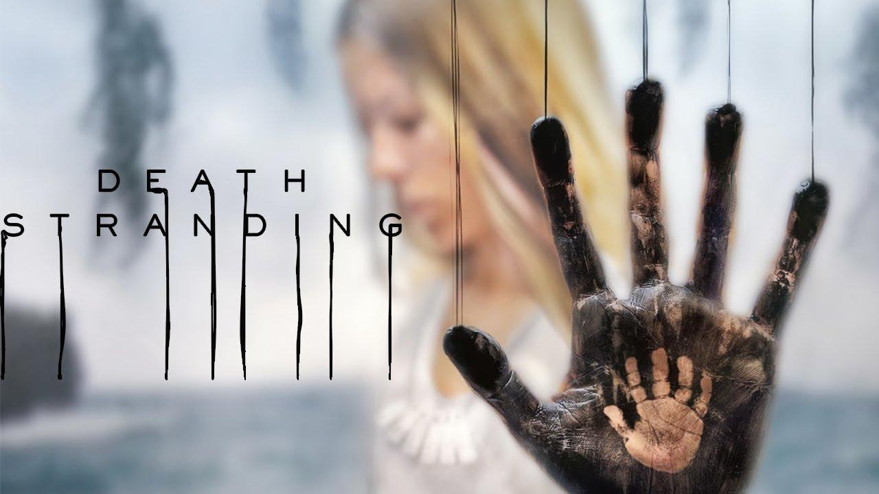 DEATH STRANDING All Cutscenes (Game Movie) 1080p HD thumbnail