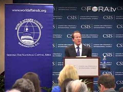Benefits of Free Trade - Ambassador William Brownf...