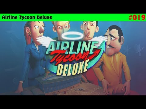 Airline Tycoon Deluxe - #019 – Werbung und Personal [deutsch – german] [PC | HD]