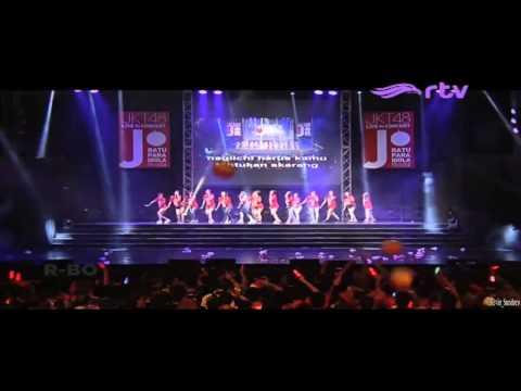 JKT48 - Nagiichi @ RTV Konser JKT48