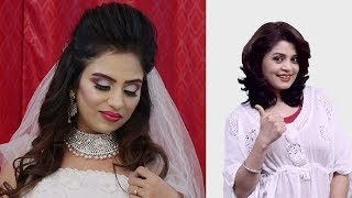How to do Bridal make-up - (Catholic Bride) By Sam Maam For Course ...