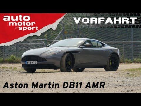 Aston Martin DB11 AMR: Passt der GT an den Nürburgring? – Vorfahrt (Review) | auto motor und sport