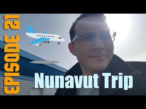 "Unkle Adams - The AT LEAST A MILLION Mission (Episode 21 - ""Nunavut Trip"")"