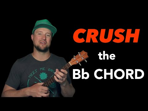 How To Play Ukulele Chords - Bb Hack - Lesson