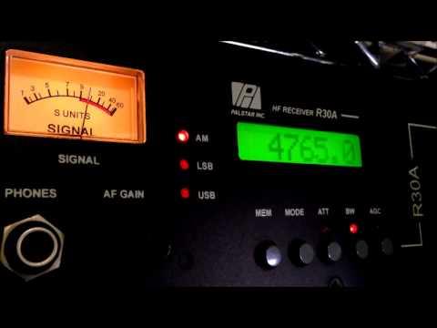 Tajik Radio 1 4765kHz