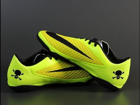 Футзальная обувь Nike Hypervenom Phelon IC - YouTube