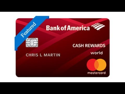 Bank of America Cash Rewards Credit Card Review