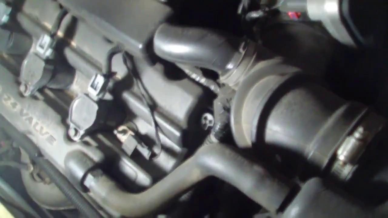 2016 Dodge Journey >> Garage Dica - Como Verificar o Nível do Fluído da Transmissão da Dodge Journey (Freemont) 6 ...
