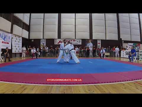 -70, 1/16 Anton Khyzhynskyi (UKR) - Hristo Popov (BG, aka)  - The 32nd European Championship