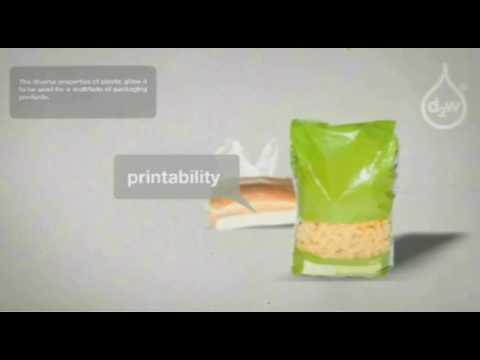 Degradable and biodegradable plastic waste-d2w