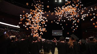 2018 Spring Commencement [May 19, 2018]