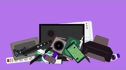 Le recyclage des DEEE : les déchets électroniques et électriques - CONSOMAG