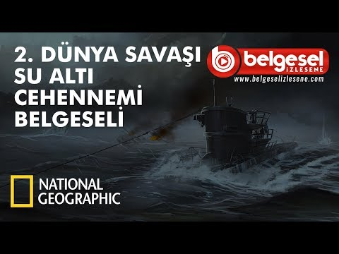 II. Dünya Savaşı  Sualtı Cehennemi  - Türkçe Dublaj