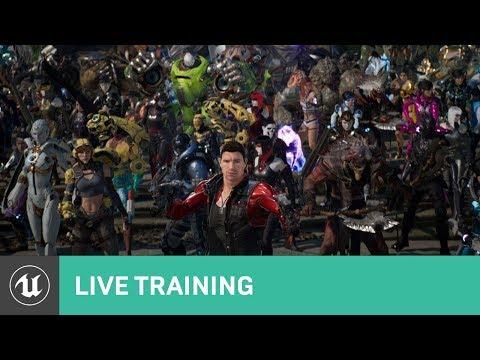 Animation Blueprint Setup & Walkthrough | Live Training | Unreal Engine Livestream