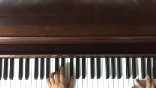 【ユーリ!!! on ICE 】4話 ユリオが滑ってる時の曲ピアノで弾いてみた
