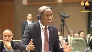 Gambar cover Julius Malema Addresses the Pan African Parliament