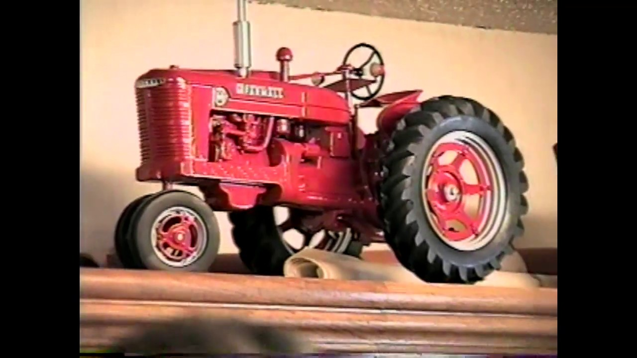 WGOH - Dragoon's Farm Equipment  3-26-96