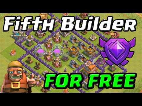 Clash of Clans | Push-Farming To The Fifth Builder - Part 1
