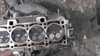 Ремонт 2112 Двигателя ВАЗ из Перми 2 Часть
