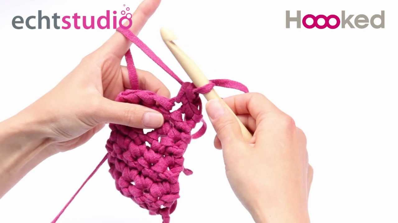 How To Crochet Loop Stitch Youtube