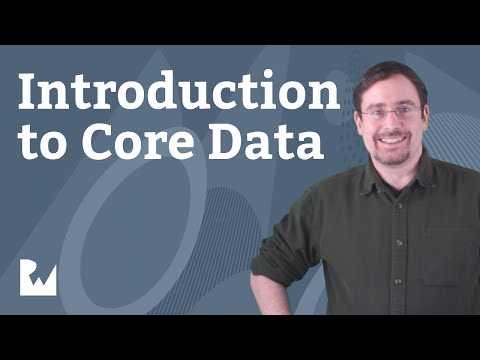 Saving Data with Core Data in iOS 12, Xcode 10, and Swift 4.2 - raywenderlich.com thumbnail