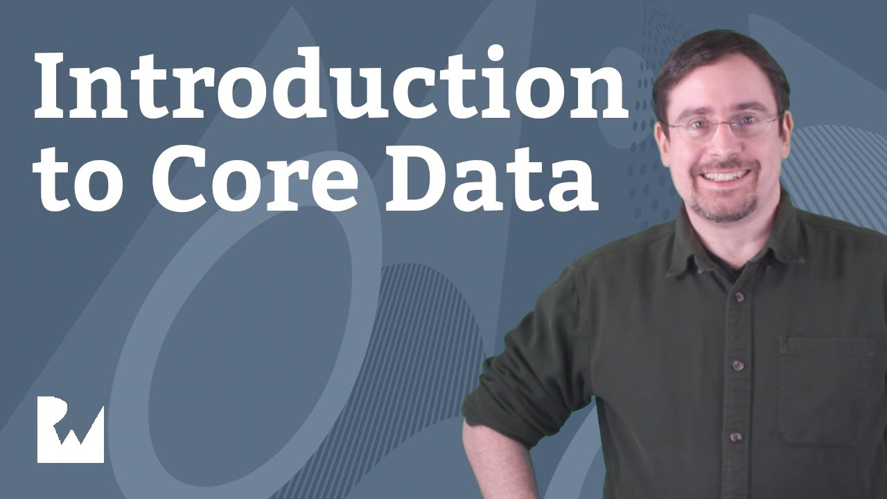 Saving Data with Core Data in iOS 12, Xcode 10, and Swift 4 2 -  raywenderlich com