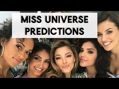 Miss Universe Preliminary Predictions - with Miss USA and Miss Costa Rica - Chai Tea Tuesday w/Nia
