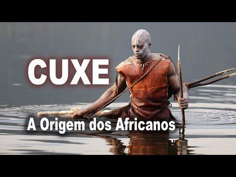 15 - Cuxe - A Origem dos Africanos