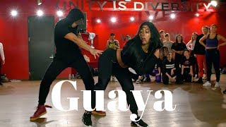 Guaya - Eva Simons DANCE VIDEO | Dana Alexa Choreography