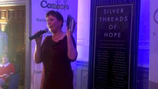 Silver Threads of Hope launch: Anne Enright and Sinead Gleeson