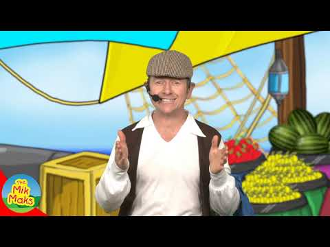 The Mik Maks Pirates Live Special   Kids Songs and Nursery Rhymes