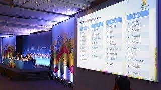 Sorteio Copa do Mundo 2014: Opinião e palpites! - FIFA 14 UT Gameplay