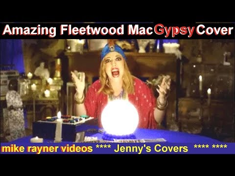 Best Fleetwood Mac Stevie Nicks Gypsy Song Cover I've Ever Heard! Top Pop Rock Music Songs! 2019 Mp3