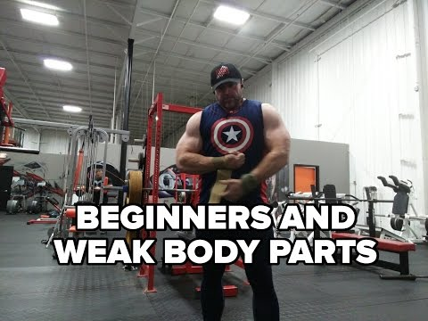 How to Attack Weak Body Parts