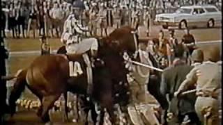 SECRETARIAT - 1973 Kentucky Derby - Part 4 (CBS)