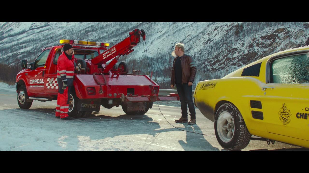 Скандинавский форсаж: Гонки на льду - Trailer