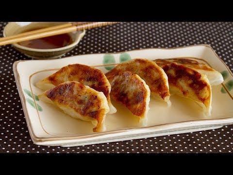 The BEST Gyoza Recipe (Japanese Fried Dumplings: Wrappers, Filling, and Sauce)   OCHIKERON