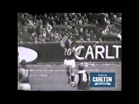 Wes Lofts - Carlton Football Club Past Player