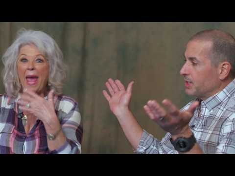 Thanksgiving Podcast - What's Cooking With Paula Deen?