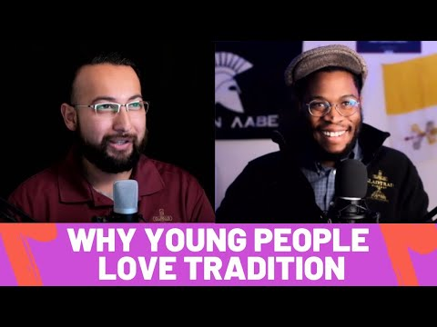 Why are Young People Becoming Traditional   1-07 Catholic Drive Time Show