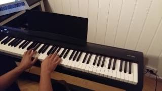 Astrid S - Hurt so good piano cover