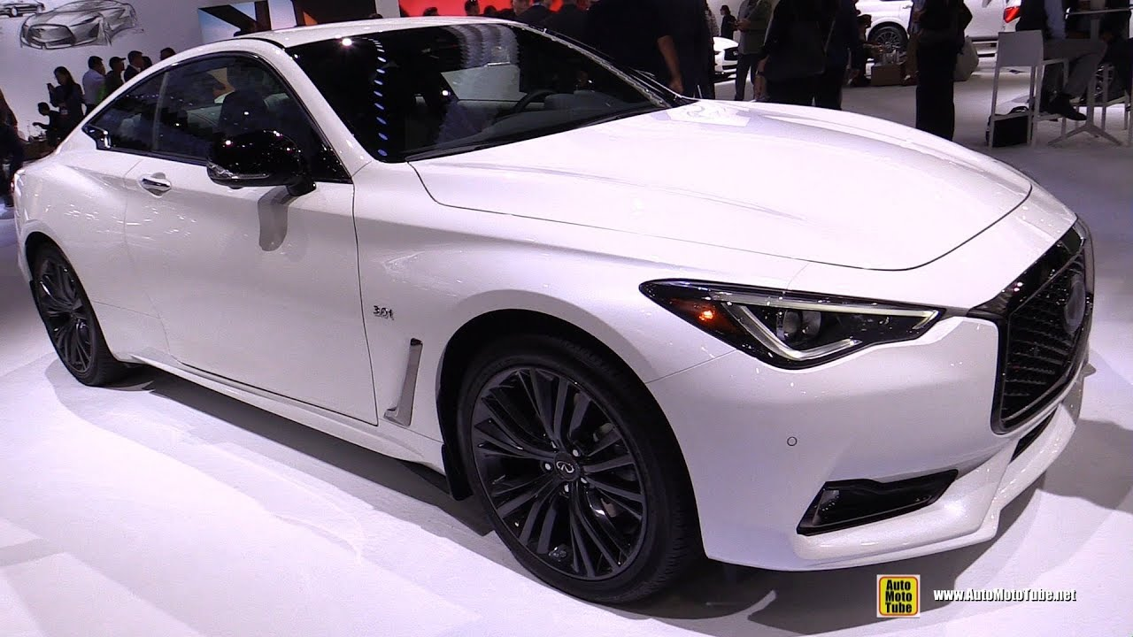 2020 Infiniti Q60 Coupe New Model and Performance