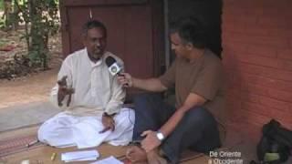 Interreligious Dialogue in Shantivanam - India