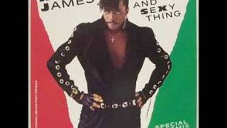 Rick James - Sweet And Sexy Thing - 12 Inch