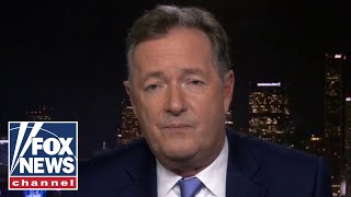 Piers Morgan rips media's love for Avenatti: It's a stain on US media