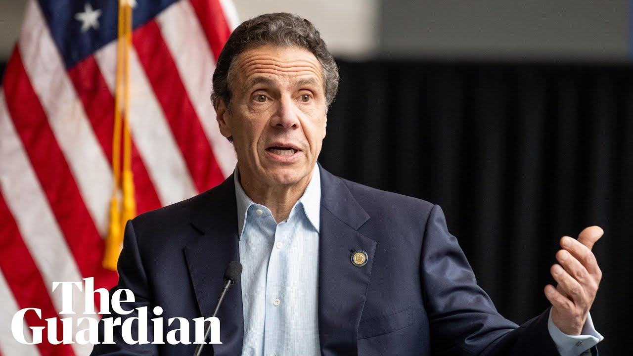 Coronavirus: New York Governor Cuomo gives an update – watch live thumbnail