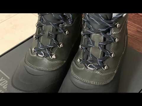 Eddie Bauer Men's Snowfoil Winter Boot 中文介紹